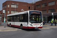 IMGP8921 (Steve Guess) Tags: dorking surrey england gb uk bus compass alexander dennis enviro 200 sn66wkd