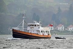 Splendour (Zak355) Tags: rothesay isleofbute bute scotland scottish boat argyllcruising splendour ship shipping vessel riverclyde fishingboat