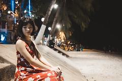 _MG_3226 (waychen_c) Tags: philippines ph visayas centralvisayas bohol provinceofbohol panglaoisland panglao municipalityofpanglao alonabeach portrait girl nin red coast coastline beach night nightscape cebu tour 2019 菲律賓 維薩亞斯 維薩亞斯群島 中維薩亞斯 保和 保和省 邦勞島 邦勞 阿羅那海灘 海灘 2019宿霧旅行 南洋