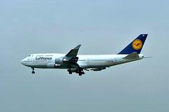 D-ABTB   Boeing 747-430M (24286] (Lufthansa) Frankfurt Int'l~D 10/09/2005 (raybarber2) Tags: 24286 airliner airportdata brokenup cn24286 dabtb eddf filed flickr germancivil planebase raybarber
