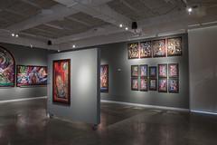 014-_G4D1586-HDR (Taller Puertorriqueño, Inc.) Tags: paintings exhibition art artexhibition