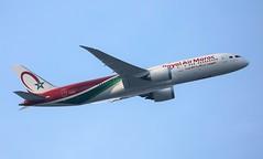 CN-RGX Boeing 787-9 64626/824 Royal Air Maroc (howtrans38) Tags: cnrgx boeing 7879 royal air maroc