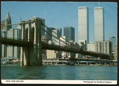 New York Skyline (tico_manudo) Tags: newyork worldtradecenter thetwintowers manhattan skyline skyscraper rascacielos geoffreyhopkins