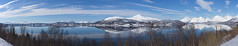 Balsfjord panorama (Kaffesnoken) Tags: balsfjord olympusem5 icepanorama panorama