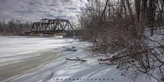 NIagara Falls Ontario 2019 (John Hoadley) Tags: montrosetrainswingbridge wellandriver niagarafalls ontario 2019 march canon eosr 1740 f18 iso100 bridge