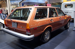 1978 Audi Foxwagon Heck (Joachim_Hofmann) Tags: auto automobil kraftfahrzeug kfz verbrennungsmotor audi vag volkswagenkonzern fox passat vwpassatkombi usa kombi