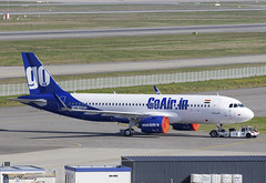 GoAir A320-271N F-WWIM (VT-WJK) (birrlad) Tags: toulouse tls aircraft airport airplane airplanes aviation france airline airliner airlines airways tow delivery airbus a320 a20n a320200n a320271n neo goair fwwim vtwjk