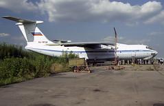 RA-78738 - Moscow Zhukovsky (ZHU) 17.08.2001 (Jakob_DK) Tags: il76 il76td ilyushin ilyushinil76 il76candid ilyushin76 ilyushin76td ilyushinil76td cargo uubw zia moscowzhukovsky zhukovskyinternationalairport gromov gromovflightresearchinstitute 2001 ra78738 aeroflot