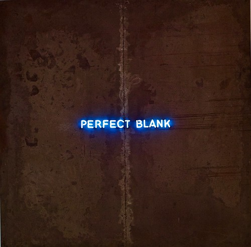Perfect Blank (1994) - Fernando Calhau (1948 - 2002)