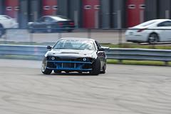 DSC_1030 (Find The Apex) Tags: nolamotorsportspark nodrft drifting drift cars automotive automotivephotography nikon d800 nikond800 nissan 240sx nissan240sx s14