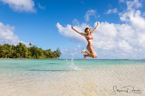 Fashion & Modeling Photo-Shoot Bora Bora