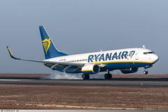 Boeing 737-800 Ryanair EI-FIO (Clément W.) Tags: boeing 737800 ryanair eifio