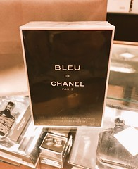 #Things for #me (Σταύρος) Tags: atthemall men'scologne forme things cologne expensive posh groomimg selfcare bleu chanel aftershave