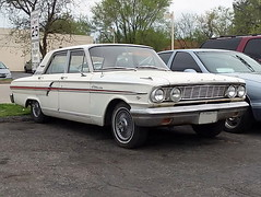 1964 Ford Fairlane 500 (splattergraphics) Tags: 1964 ford fairlane