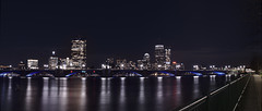Boston (abenvie1) Tags: boston charles river ocean newengland massachusetts skyline nightsky sky d500 nightshot nightime nighttime dark cityscape city ma