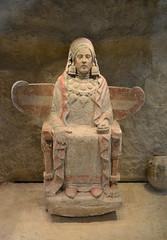 Dama de Baza (dorieo21) Tags: damadebaza iberian ibero escultura sculpture ibère