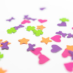 Color paper cut outs thumbnail