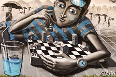 Street art (Jean-Michel Jung) Tags: plovdiv bulgarie streetart graf tag