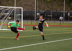 190418-N-XK513-2208 (Armed Forces Sports) Tags: 2019 armedforces sports soccer championship army navy airforce marinecorps coastguard usaf usmc uscg everett cismusa armedforcessoccer armedforcessports navalstationeverett wash unitedstatesofamerica