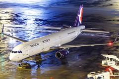 AIR MACAU A321-232(WL) B-MCG 001 (A.S. Kevin N.V.M.M. Chung) Tags: aviation aircraft aeroplane airport airlines airbus plane apron macauinternationalairport mfm spotting beacon raining a321 a321ceo