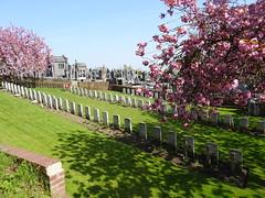 Cassel Communal Cemetery Extension en2019 (3) (Pierre Andre Leclercq) Tags: france hautsdefrance cassel cantondebailleul nord