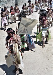 Tarahumara Easter Parade 5 (Caravanserai (The Hub)) Tags: tarahumara raramuri easter mexico semanasanta