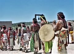 Tarahumara Easter Parade 4 (Caravanserai (The Hub)) Tags: tarahumara raramuri mexico easter semanasanta