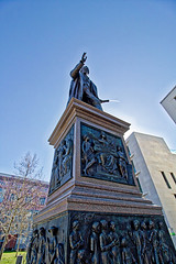 Berlin - Schinkel-Denkmal (www.nbfotos.de) Tags: berlin schinkel denkmal monument statue skulptur sculpture
