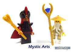 Mystic Arts (WhiteFang (Eurobricks)) Tags: lego minifigures cmfs collectable walt disney mickey characters licensed design personality animated animation movies blockbuster cartoon fiction story fairytale series magic magical theme park medieval stories soundtrack vault franchise review ancient god mythical town city costume space