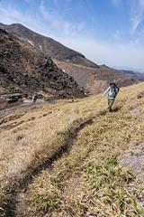 20190416a73_7177 (Gansan00) Tags: ilce7m3 α7ⅲ sony japan 大分 oita 日本 九重連峰 登山 landscape snaps ブラリ旅 04月 fe24105f4 trekking travelphotography