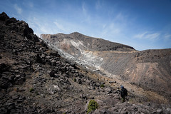 20190416a73_7167 (Gansan00) Tags: ilce7m3 α7ⅲ sony japan 大分 oita 日本 九重連峰 登山 landscape snaps ブラリ旅 04月 fe24105f4 trekking travelphotography
