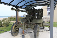 Canon antiaerien 41 mm BOFORS USA (CHRISTOPHE CHAMPAGNE) Tags: 2019 normandie musee world war 2 quineville canon 40 mm bofors usa