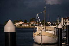 stormy light (Rafael Zenon Wagner) Tags: storm gewitter licht light afternoon boat boot