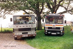 MALLORY PARK 000091 BUT463Y & A10TVW (SIMON A W BEESTON) Tags: mallorypark ward dennis but463y a10tvw