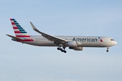 American Airlines Boeing 767-300ER N346AN (jbp274) Tags: lax klax airport airplanes americanairlines american aa boeing 767
