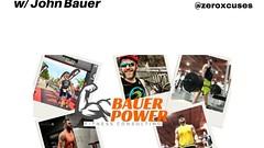 Reaching New Heights of Fitness & Personal Growth w/ John Bauer -- Zero Xcuses Podcast (Zero Xcuses Podcast) Tags: reaching new heights fitness personal growth w john bauer zero xcuses podcast