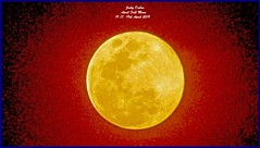 April 2019 Full Moon (Jinky Dabon) Tags: canonpowershotsx170is moon lunar luna lunareclipse fullmoon totallunareclipse 19thapril2019 19april2019 stargazing earth'snaturalsatellite sun earth sky orbit