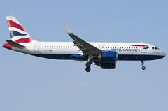 G-TTNE / Airbus A320-251N / 8365 / British Airways (A.J. Carroll (Thanks for 1 million views!)) Tags: gttne airbus a320251n a320200n a20n 32n 8365 leap1a26 britishairways oneworld london heathrow lhr egll 09l kqeh 407535