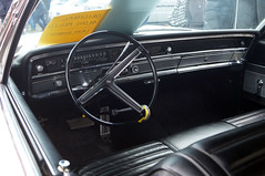 1967 Buick Wildcat 4T Hardtop Cockpit (Joachim_Hofmann) Tags: auto fahrzeug verbrennungsmotor ottomotor buick wildcat uscar strasenkreuzer 1967