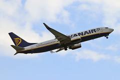 EI-DLD Boeing 737-8AS Ryanair AGP 01-04-19 (PlanecrazyUK) Tags: lemg malaga–costadelsolairport malaga costadelsol eidld boeing7378as ryanair agp 010419