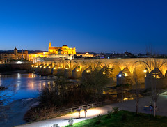 Puente Romano (Córdoba) (...:Pixlwichtl:...) Tags: blauestunde cordoba puenteromano spanien spanien2019 córdoba sunset spain españa andalusien puente mezquita catedral de viejo guadalquivir wwwpickhardde wwwpixlwichtlde pickhard