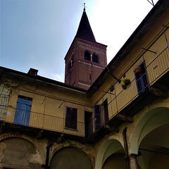20190413_121210 (2) (kriD1973) Tags: europa europe italia italy italien italie lombardia lombardei lombardie milano milan mailand chiesa sanmarco chiostro