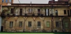 20190413_121111 (2) (kriD1973) Tags: europa europe italia italy italien italie lombardia lombardei lombardie milano milan mailand chiesa sanmarco chiostro
