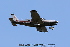 N288WE (PHLAIRLINE.COM) Tags: philadelphiainternationalairport kphl phl bizjet spotting spotter airline generalaviation planes flight airlines philly