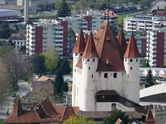 Schloss Thun (Martinus VI) Tags: thun thunersee thoune y190419 kanton de bern berne berna berner bernese schweiz suisse switzerland suiza svizzera swiss martinus6 martinus6xy martinus martinusvi oberland city stadt ville cháteau castle castello