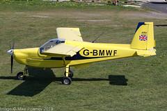 G-BMWF - 1986 build ARV Aviation ARV1 Super 2, visiting Barton (egcc) Tags: 013 arvaviation arv1 aspinall barton cityairport egcb gbmwf lightroom manchester super2