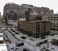 9th and 13th (Joe Josephs: 3,166,284 views - thank you) Tags: street streetphotography photojournalism newyorkcitystreetphotography manhattan meatpackingdistrict newyorkcityneighborhood neighborhoods city cityscape urbanexploration urbanscene downtown downtownnewyorkcity architecture buildings citybuildings