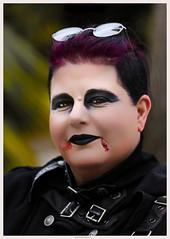 OKIMG_1123 (Claudio Marinangeli) Tags: romics steampunk roma 2019 giardino botanico via della lungara cosplay cosplayers costumes costumi costume cosplayer