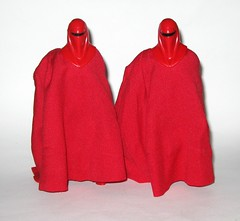 royal guards x 2 imperial royal guard star wars the black series 6 inch action figure #38 return of the jedi red and black packaging hasbro 2016 a (tjparkside) Tags: imperial royal guard emperors 38 star wars black series 6 inch action figure return jedi red packaging hasbro 2016 robe robes emperor palpatine blaster pistol blasters pistols holster episode vi six rotj guards x 2 two