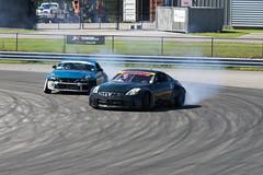 DSC_2973 (Find The Apex) Tags: nolamotorsportspark nodrft drifting drift cars automotive automotivephotography nikon d800 nikond800 tandemdrift tandem tandemdrifting tandembattle nissan 350z nissan350z z33